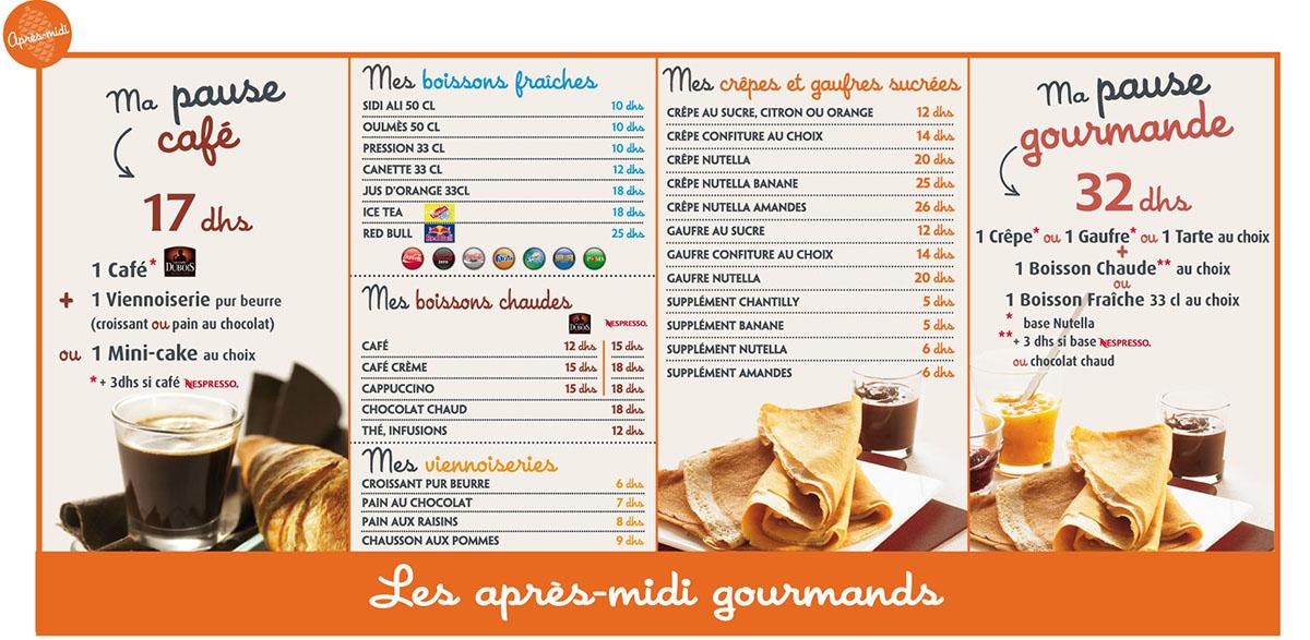 Prix Cafe Au Maroc